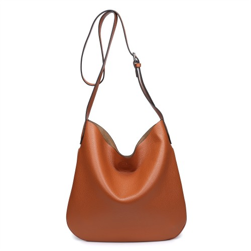 Lucy bag in a bag - Tan brown