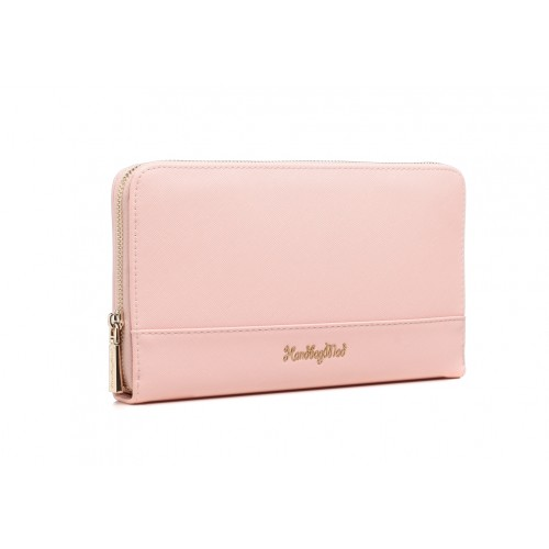 Organiser purse - light pink
