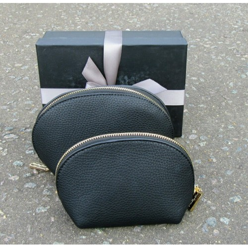 Make-up bag set - Black