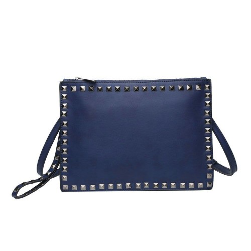 5th avenue clutch - Navy