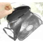 Kitty LEATHER - Black