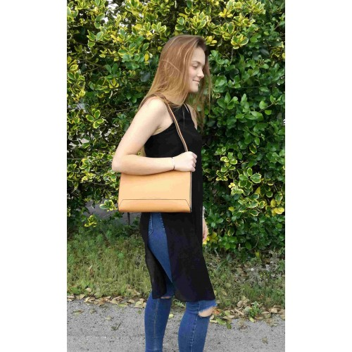 Millie bag - Light tan
