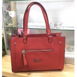 Camilla grab bag - Red