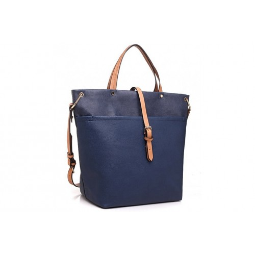 Sadie shopper - Navy