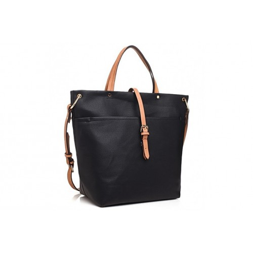 Sadie shopper - Black