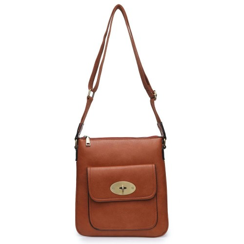 Deeana messenger - Tan