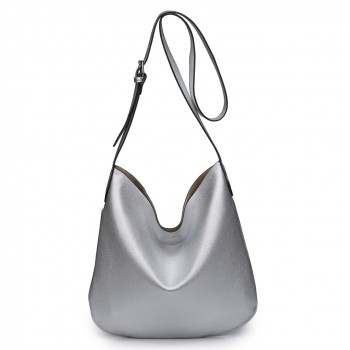 786a8381fe Lucy bag in a bag - Silver