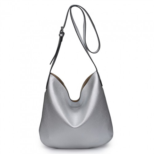 Lucy bag in a bag - Silver