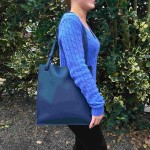Aria bag in a bag - navy