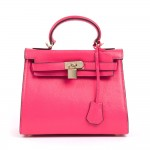 Paris Mini Tote Hot Pink