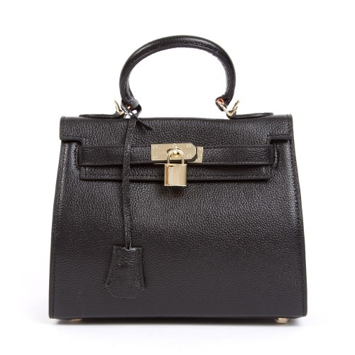 Paris Mini Tote Black