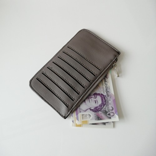 Maisie coin purse - Dark grey