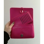 Paris purse - Hot pink