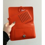 Paris purse - Orange
