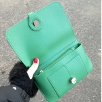Paris purse - Forest green
