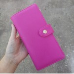 Two tone purse - Hot pink