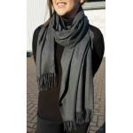 Winter scarf - Grey
