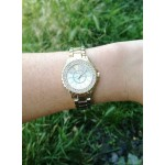 Small face iowa watch - Gold