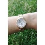 Small face iowa watch - Rose gold