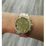 Lucille watch - Gold