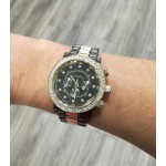 Lucille watch - Black/Rose gold