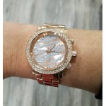 Charlotte watch - Rose gold
