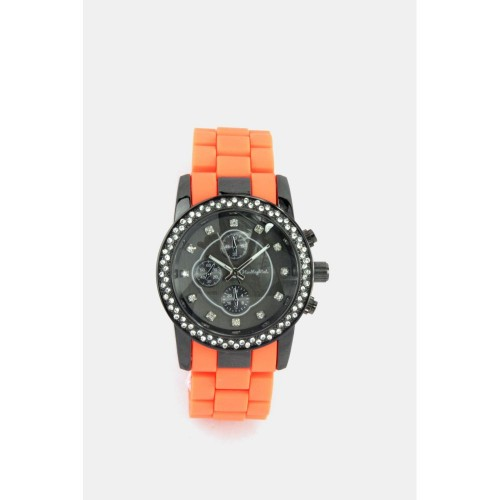 Ohio Watch - Orange & Black